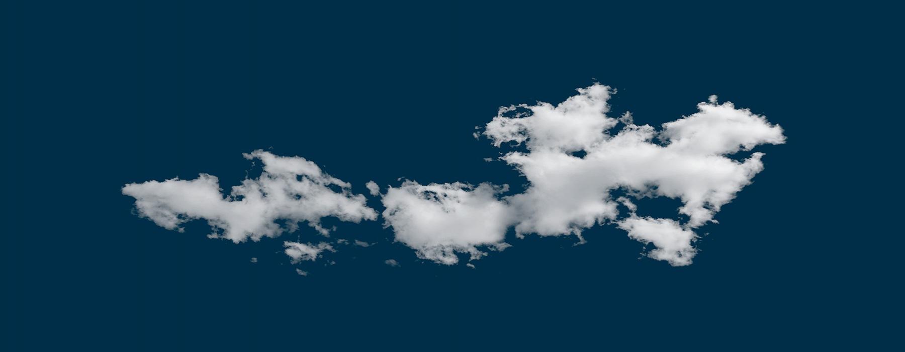 Clouds in sky - j sol apartments ballston arlington va